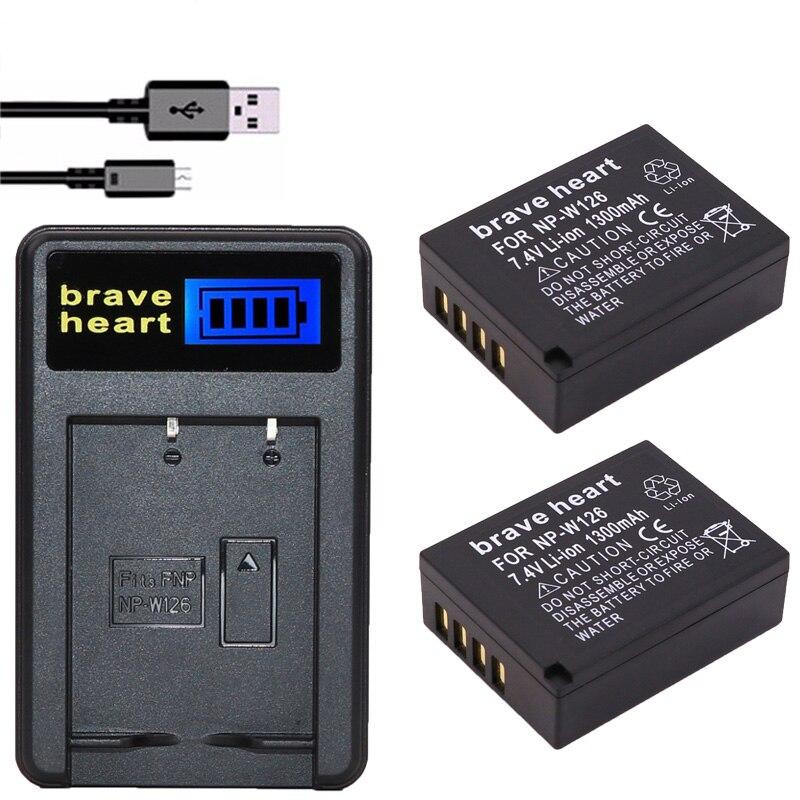 Tectra 4 Stücke 1400 Mah Np-w126 Npw126 Batterie Für Fujifilm Fuji X-pro1 Xpro1 X-t1 Xt1 Xe1 Hs30exr X-e2s X-e3 Np W126 Batterie Unterhaltungselektronik Stromquelle