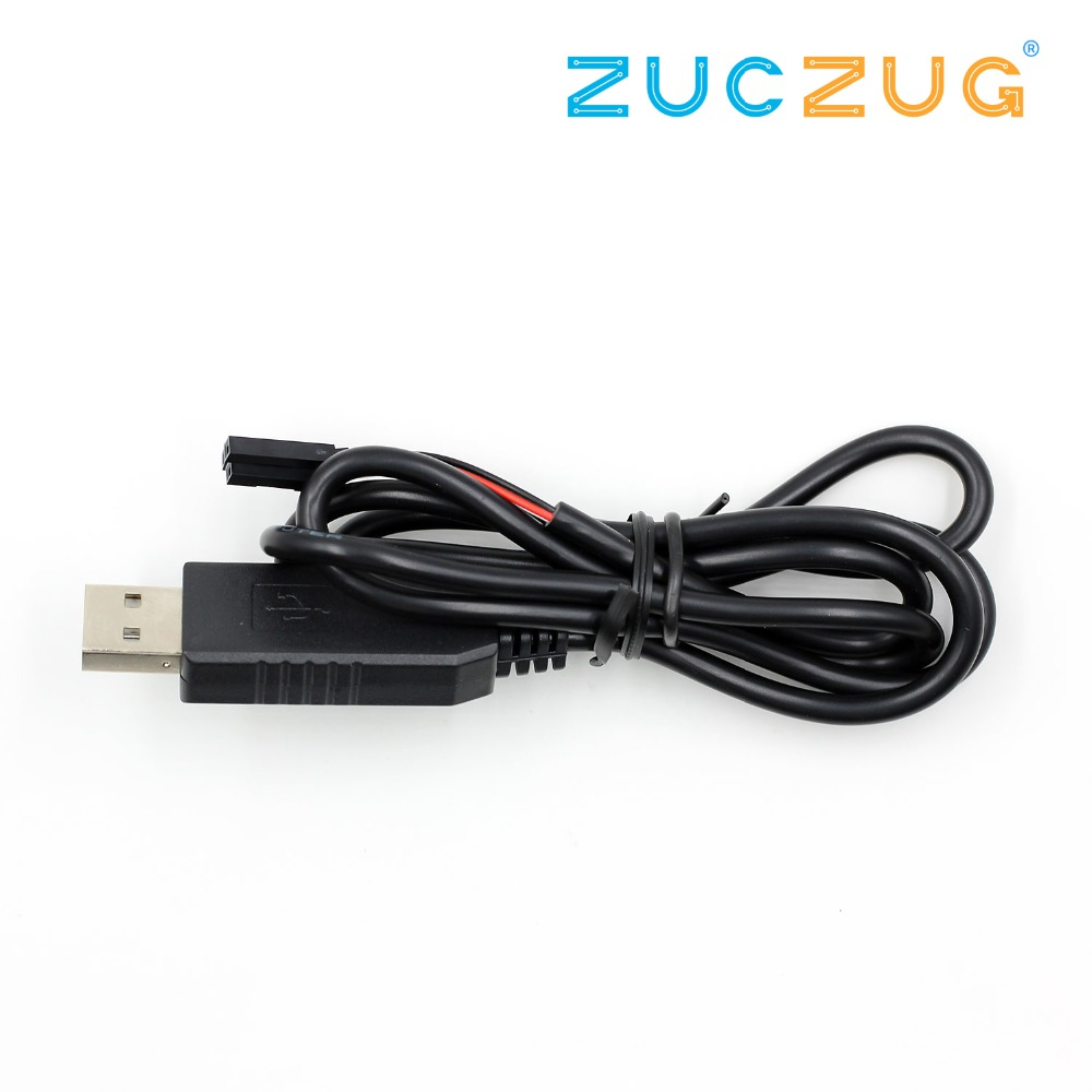 PL2303 PL2303HX USB To UART TTL Cable Module 4p 4 Pin RS232 Converter Serial Adapter Cable Module PL2303HX Converter