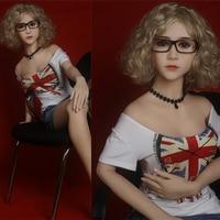 Силиконовые Секс кукла 168 см японский Полный Средства ухода за кожей жизни Размеры Мини Взрослых реалистичные TPE софе кожи небольшой груди С...