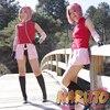Can be tailored Anime NARUTO Cosplay Man Woman Halloween Cos Haruno Sakura Cosplay Costume top+skirt+pants+gloves