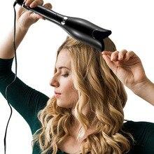 Gül şekilli çok fonksiyonlu LCD bukle makinesi profesyonel saç bigudi şekillendirici araçları kıvırcıklaştırıcılar değnek Waver kıvırmak otomatik kıvırcık hava
