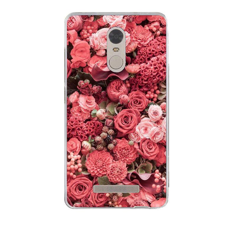 """حالات ل 5.5 """"152 مللي متر Xiaomi Redmi ملاحظة 3 برو SE Prime حالة غطاء طبعة خاصة لينة TPU الهاتف xiaomi Redmi ملاحظة 3 برو حالة"""