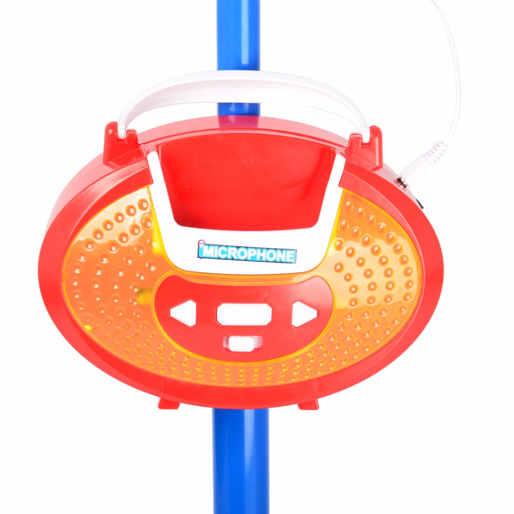 Surwish-Portable-Kids-Karaoke-Machine-Toy-Adjustable-Star-Base-Stand-Microphone-Music-Play-Toy-4