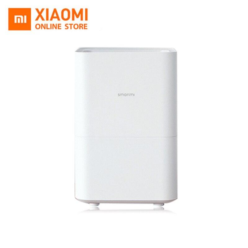 Humidificador evaporativo Original Smartmi Xiaomi 2 para el difusor del Aroma del amortiguador del aire del hogar