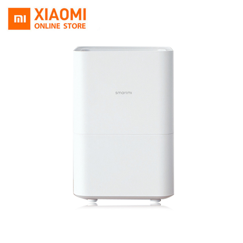 все цены на Original Smartmi Xiaomi Evaporative Humidifier 2 for your home Air dampener Aroma diffuser essential oil mijia APP Control онлайн