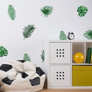 Image 1 - Adhesivos de pared creativos móviles con decoración de pared, decoración de ventanas, adhesivos de pared de verano Hawaii, vinilos decorativos para paredes