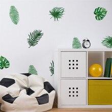 Mobilna kreatywna ściana przymocowana dekoracyjną ścianą dekoracja okienna letnia hawaje naklejka ścienna vinilos decorativos para paredes
