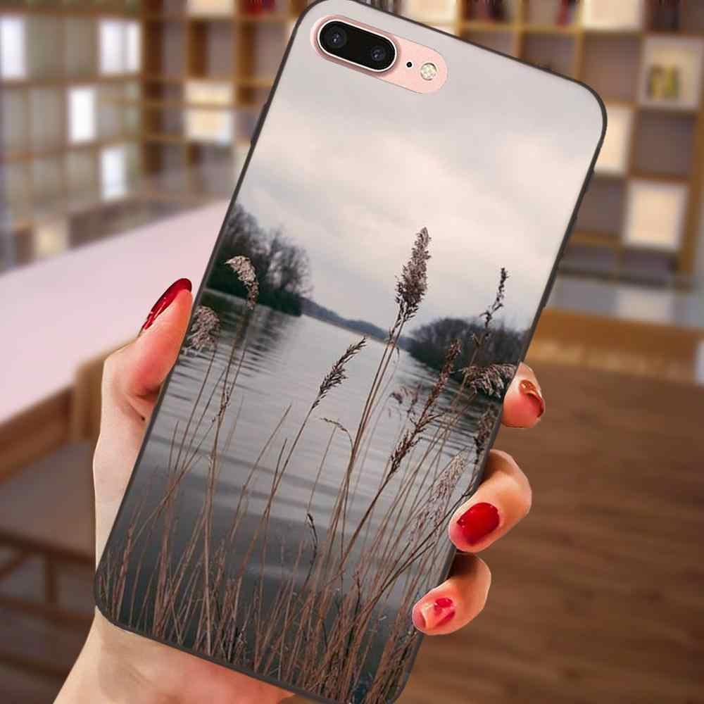 Suave Capa flor de la vida Me trae el horizonte para Huawei Honor 5A 6A 6C 7A 7C 7X 8A 8C 8X9 10 P8 P9 P10 P20 P30 Mini Lite Plus