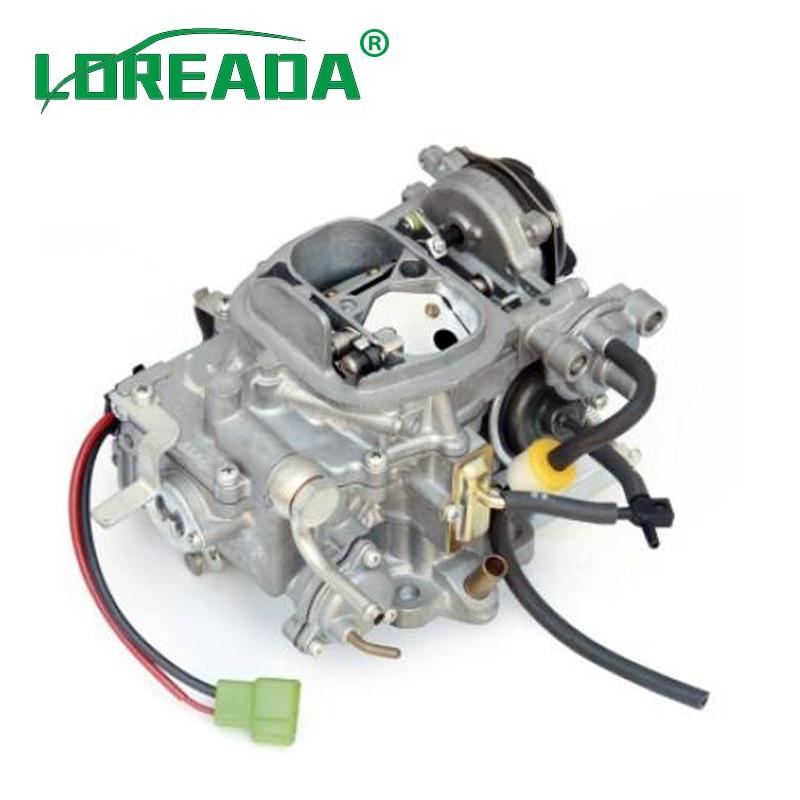 Montaje de carburador 21100 37072 a 2110037072 para TOYOTA 22R del motorassis   -