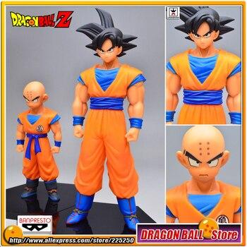 """""""DRAGONBALL Dragon Ball Z"""" Original BANPRESTO Chozousyu Figure Vol.3 - Son Gokou & Klilyn"""