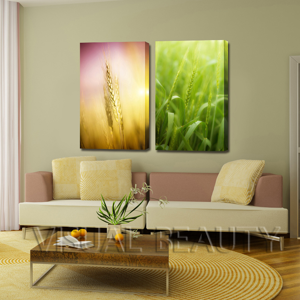 Aliexpress.com : Buy FREE SHIPPING A Good Harvest Rice Images Paintings For  Kitchen Decoration(Unframed)40x60cmx3pcs From Reliable Rice State Suppliers  On ...