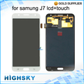 For Samsung for Galaxy J7 J700F J700M J700H LCD display screen with touch digitizer assembly J71 J710 parts 1piece free shipping
