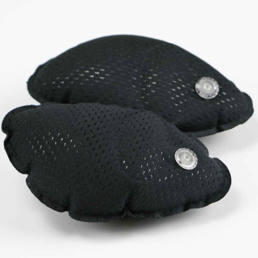 2019 nueva plaquita sostén mágico Pad ajustable de aire inflable sujetador almohadillas para senos potenciadores del pecho push up relleno conveniente llevar almohadillas