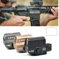 L Brand LCO Red Dot Sight Holographic Sight Tactical Riflescope Fits Any 20mm Rail Mount Hunting Scopes Reflex Sight