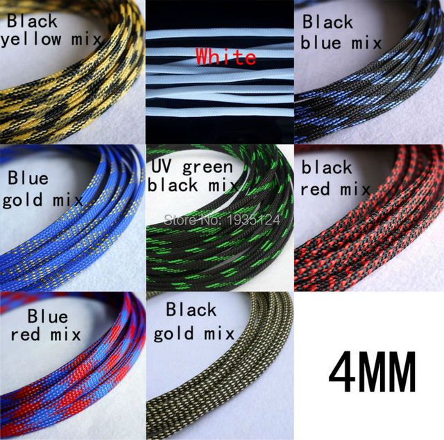 US $13.75 |20M Good Quality 4mm Sheathing Auto Wire Harnessing ided on