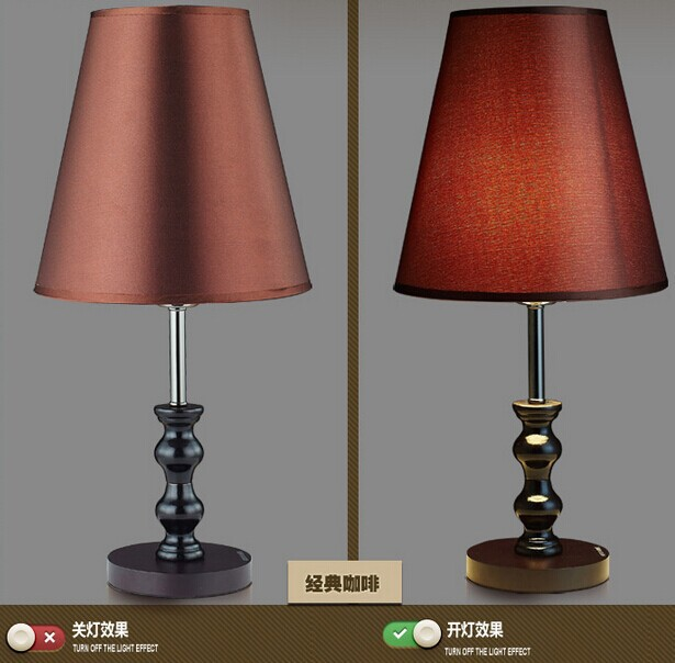 New Reading lamp Contemporary and contracted table lamp Italian wooden table light FG702