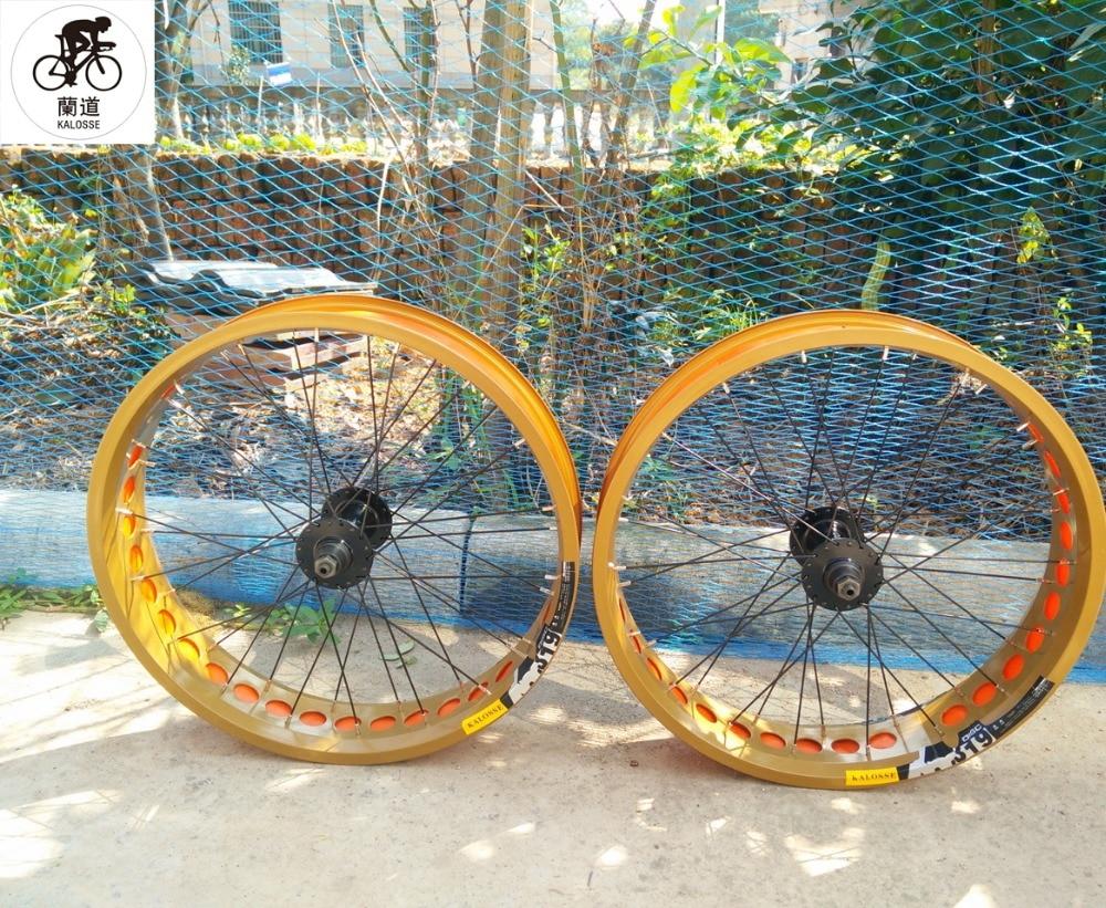 Kalosse Children Snow Fat Bike Wheels 21 24 27 30s Cassette 150 190 Hubs 36h 20 Inch Beach Bicycle Wheels Fat Bike Wheels Bicycle Wheelbike Wheel Aliexpress