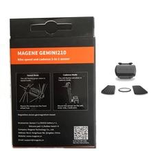 ماجين عداد السرعة الكمبيوتر ANT + السرعة والإيقاع المزدوج الاستشعار سرعة الدراجة والإيقاع + مناسبة ل GARMIN iGPSPORT bryton