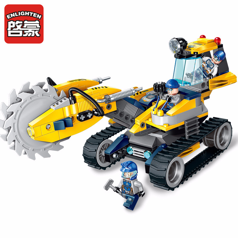 2405 279pcs Construction Constructor Model Kit Blocks Compatible LEGO Bricks Toys For Boys Girls Children Modeling