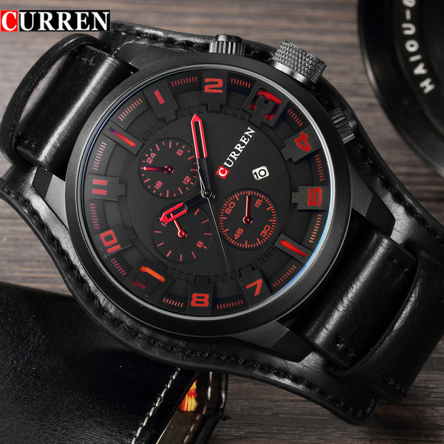 Curren Men Watches Top Brand Luxury Quartz Watch Men Military Sport Dropship Clock Hodinky Relojes Hombre Relogio Masculino 8225