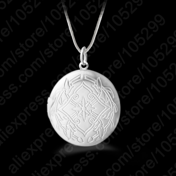 JEXXI-2018-New-925-Sterling-Silver-Jewelry-Round-Photo-Locket-Necklace-Pendant-Best-Gift-For-Women (2)