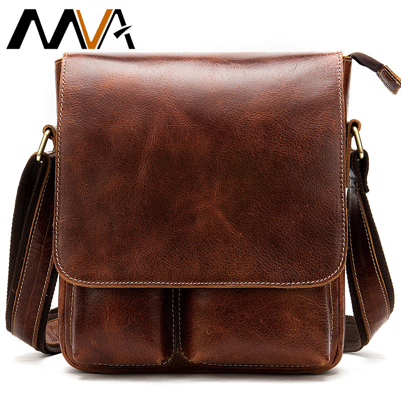 MVA Mens Bag Genuine Leather Single Shoulder Crossbody Bag for Men Business Man Messenger Flap Luxury Bags Male Handbags BolsosMVA Mens Bag Genuine Leather Single Shoulder Crossbody Bag for Men Business Man Messenger Flap Luxury Bags Male Handbags Bolsos