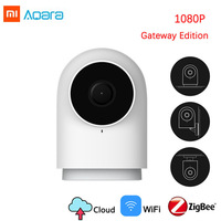 2019 New Xiaomi Aqara Camera G2 Camera Smart Gateway Hub with Gateway Function 1080P 140 Degrees View for Mi Home APP Smart Kit