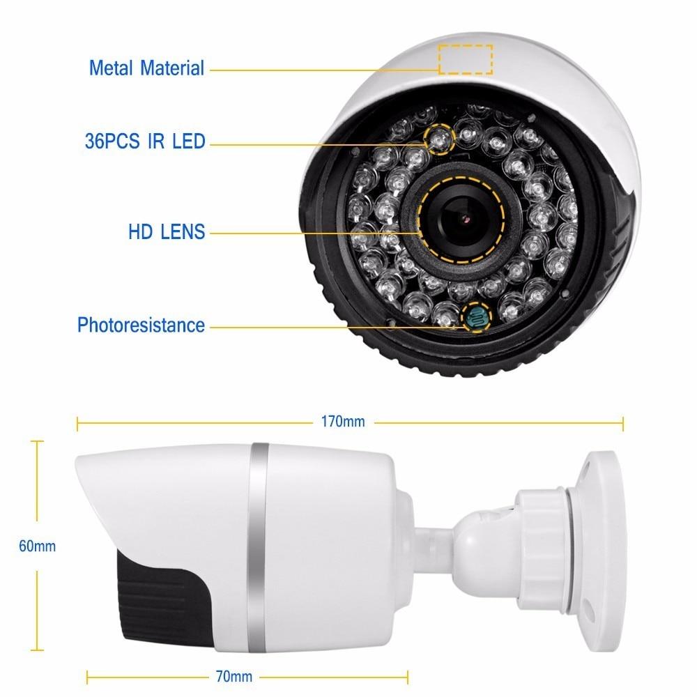 Bfmore Nirkabel Audio 1080 P 2mp Ip Kamera Sony Penuh Hd Hd Wifi