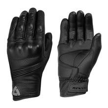2018 REVIT Водонепроницаемый перчатки Мотоцикл ATV горные Езда гоночные кожаные перчатки