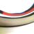 Microfibra de Couro Tampa Da Roda de Direcção Do Carro Para VW Skoda Chevrolet Ford Nissan etc. Preto Vermelho Branco Verde Cinza Auto Cobre 38 cm