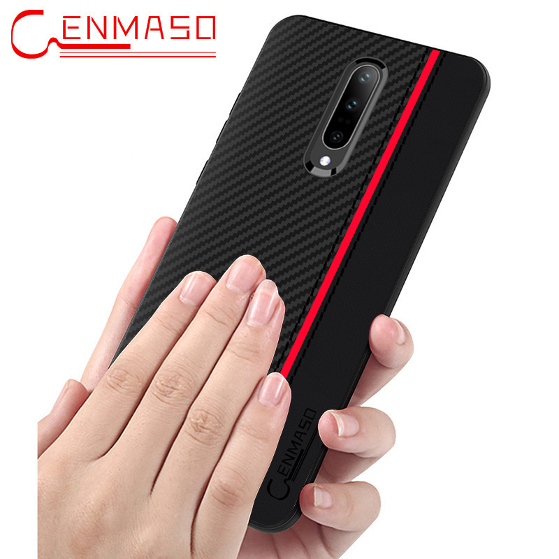 For Xiaomi Redmi K20 Case k20 Pro Carbon Fiber PU Leather Shockproof back case for Xiaomi mi 9T mi9T pro full protective cases