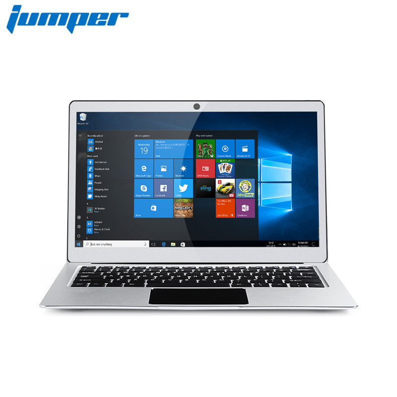 Jumper EZBOOK 3 PRO 13.3'' Notebook Windows 10 Apollo Lake N3450 Quad Core 1.1GHz 6GB+64GB/128GB 2.4G/5G WiFi Laptop IPS Screen(China)