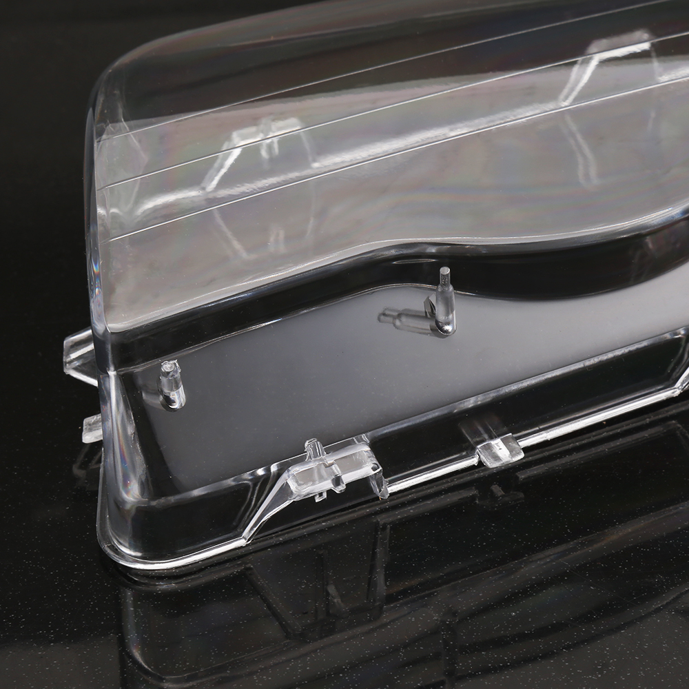 Image 3 - Car Headlight Glass Cover Clear 4 Door Automobile Left Right Headlamp Head Light Lens Covers Styling For BMW E46 98 01-in Shell from Automobiles & Motorcycles