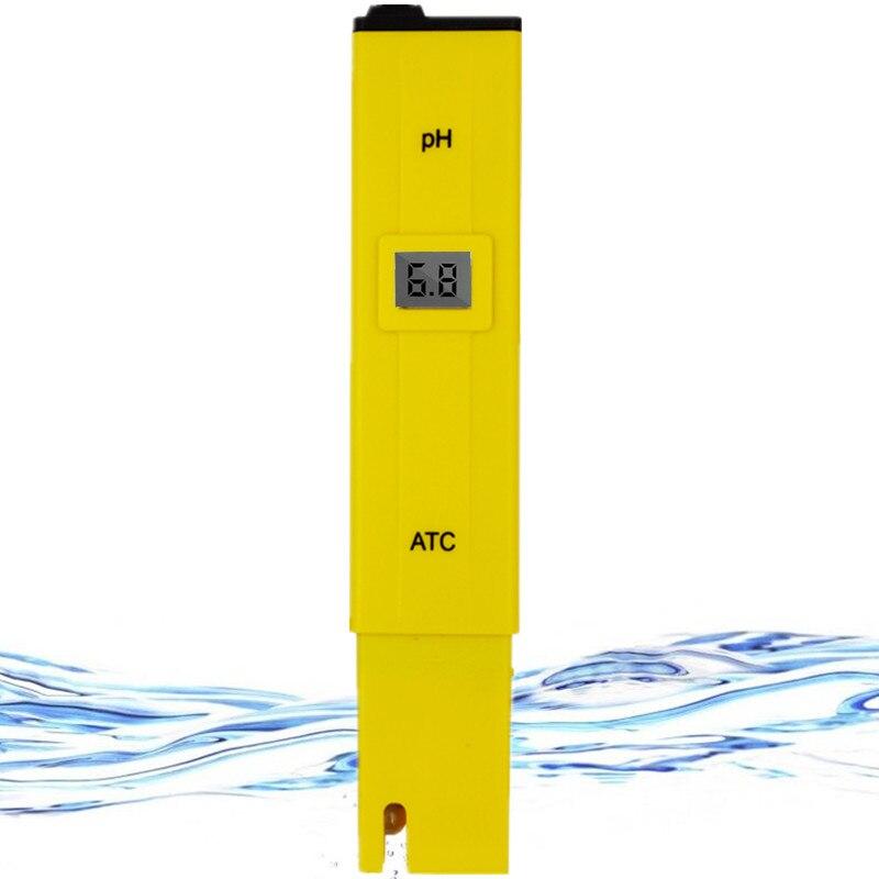 Pocket Pen Type PH Meter Analyzer Portable LCD Digital PH Tester 20% OFF pen type digital ph temperature meter tester acidimeter 1 00 15 00 ph