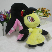 Anime Games Pikachu series new 25CM Mawile plush toy stuffed toys A birthday present for children.