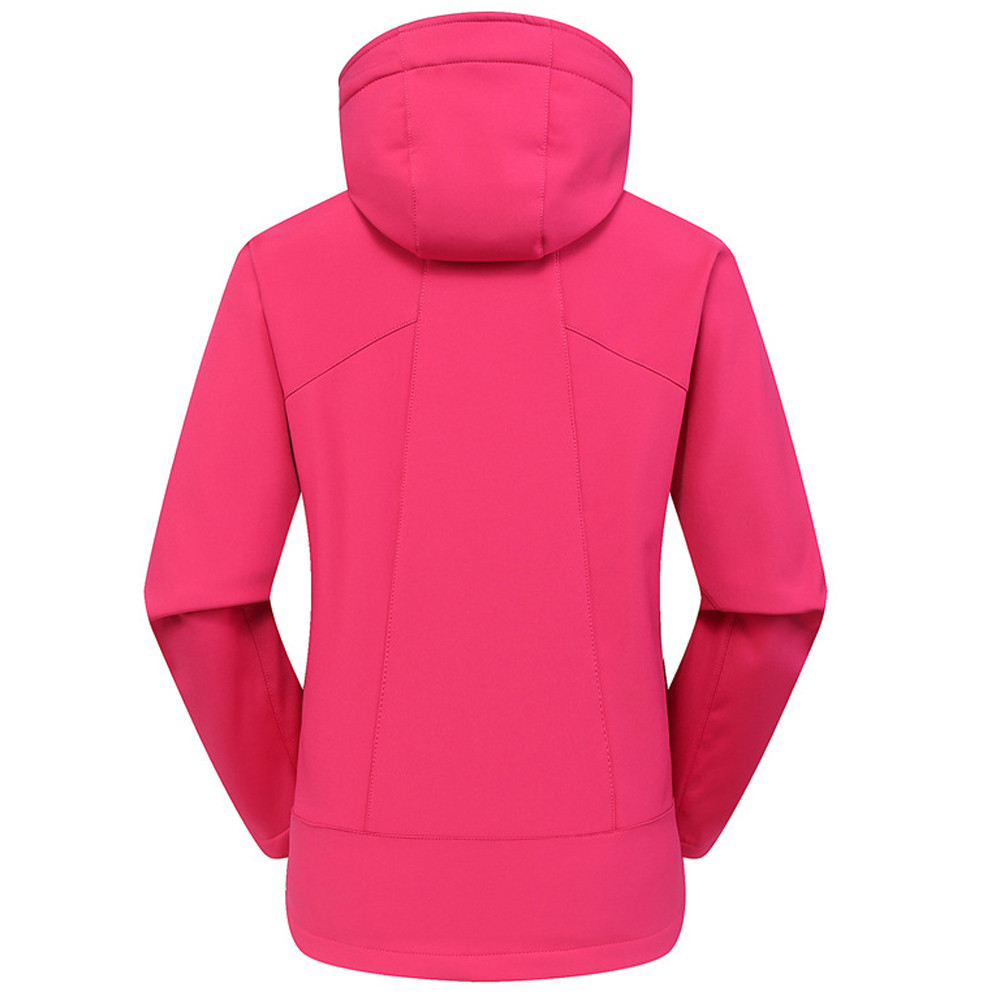 Women Breathable Feitong Single Layer Sweater Coat And Jacket Woman Shell Soft hot Windbreaker New Pink Clothes blue purple Waterproof Black 4R15wRpq
