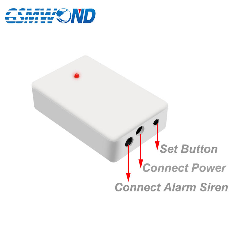 wireless strobe siren