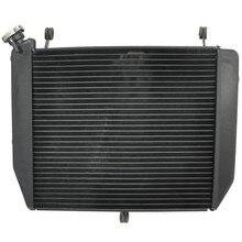 Cooler substituição do radiador de alumínio da motocicleta para yamaha yzfr1 yzf-r1 2002 2003 yzf r1 02 03 novo
