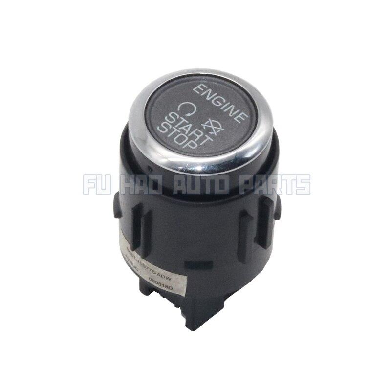 8A5T-10B776-AD interrupteur d'allumage bouton poussoir d'arrêt de démarrage pour Lincoln MKS 2009