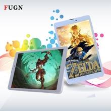 FUGN PC Comprimés 8 pouce Octa base Android 64bit MTK6592 IPS 1920×1200 Double SIM WIFI HDMI GPS Bluetooth Dessin Tablet PC pour enfants