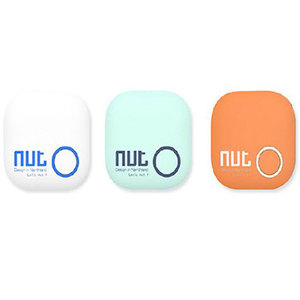 Image 2 - Nut 2 Smart Tag Bluetooth Tracker Anti lost Pet Key Finder Alarm Locator Valuables as Gift For Child ( White/ Green/ Orange)