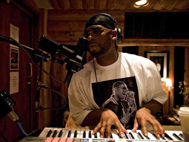 """107 R. Kelly-Robert Sylvester Kelly Music Rapper 19 """"x 14"""" Affiche ZC009 d'occasion  Livré partout en France"""