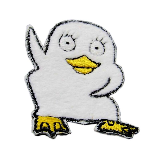 Custom Cheap Chenille Patch Cartoon Embroidery Patch Small Lovely