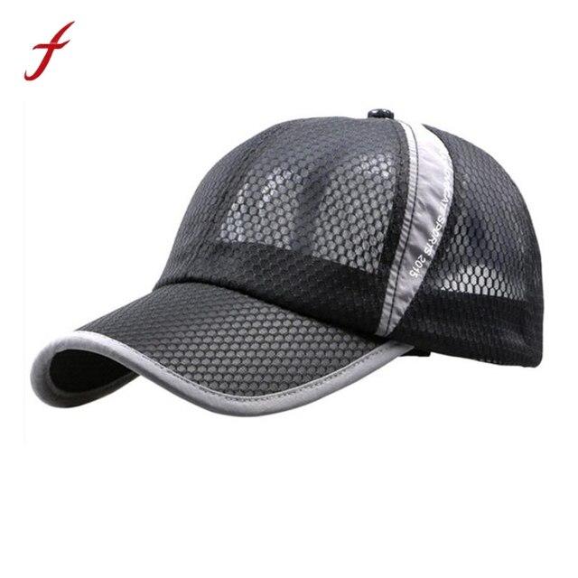 hot sale summer cap men and women baseball cap outdoor holiday sunshade sun hat quick