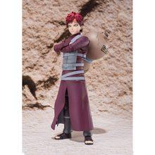 Anime Naruto Shippuden Gaara Vijf Kazekage Gaara PVC Action Figure Collection Model Kinderen Speelgoed Pop Gift 15 cm