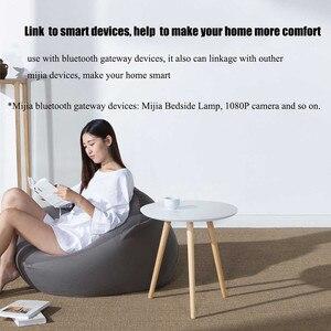 Image 4 - Цифровой термометр Xiaomi, Bluetooth датчик температуры и влажности, измеритель влажности, ЖК экран, для приложения Mijia mi home