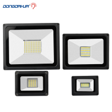 LED Flood Light 10W 20W 30W 50W Floodlight IP65 Waterproof 260V LED Spotlight Refletor LED Outdoor Lighting Gargen Lamp newest dc 12v 10w 20w 30w 50w led floodlight outdoor spotlight spot flood light lamp rgb refletor led foco exterior projecteur