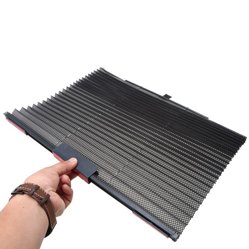 Image 4 - Newest Car Truck Auto Retractable Side Window Curtain Sun Shield Blind Sunshade-in Side Window Sunshades from Automobiles & Motorcycles