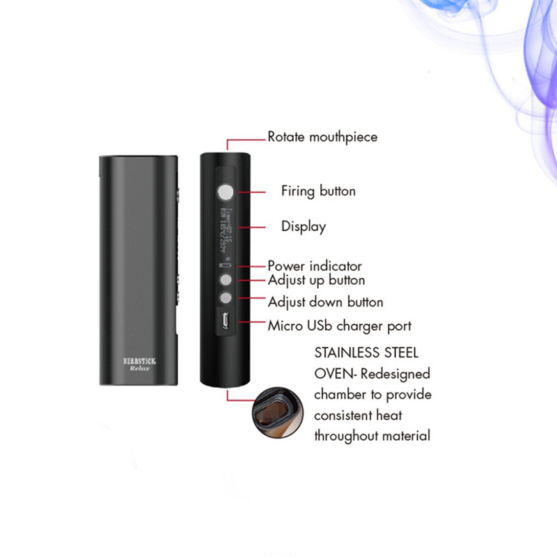 dry herb vape pen kit
