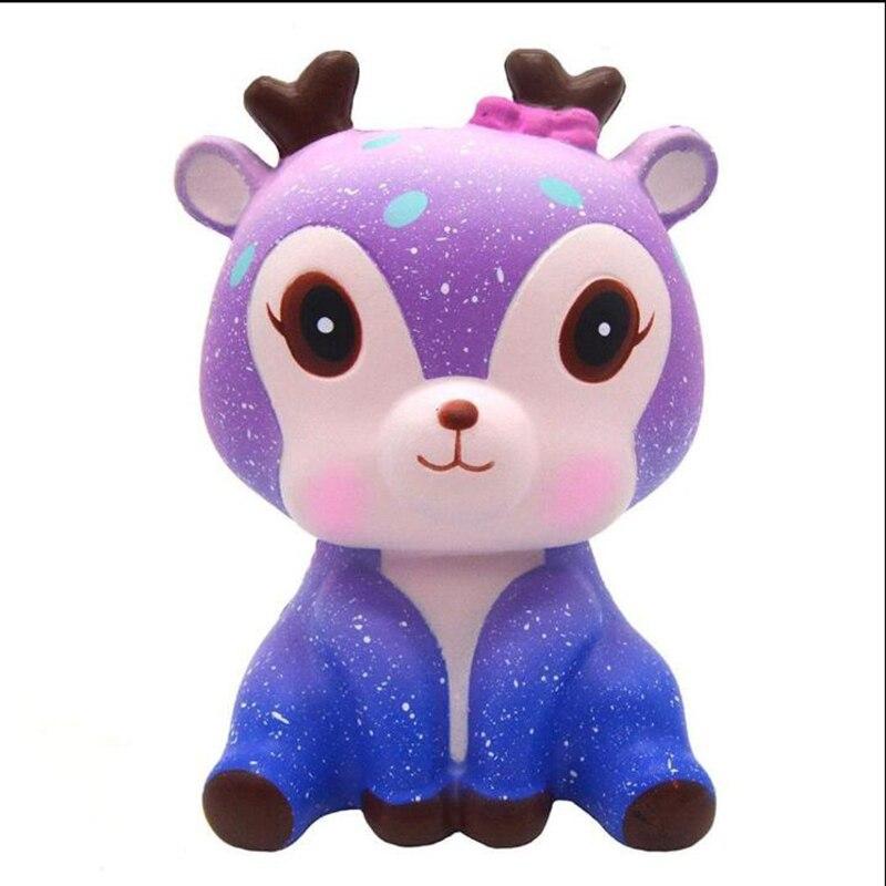 100% Wahr Wott Kinder Und Erwachsene Kawaii Sterne Kitz Langsam Rising Squishies Charme Squishy Squeeze Spielzeug Zufällige Farbe Schmerzen Haben